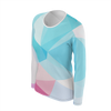 Pastel Crystal Candy - Women's Long Sleeve T-shirt (SJ)