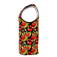 STRAWBERRY PLANT MENS TANK TOP (SJ)