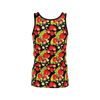 STRAWBERRY PLANT WOMENS TANK TOP (PIMA)