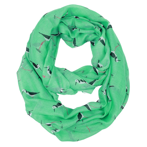 Wading Birds Loop- Green