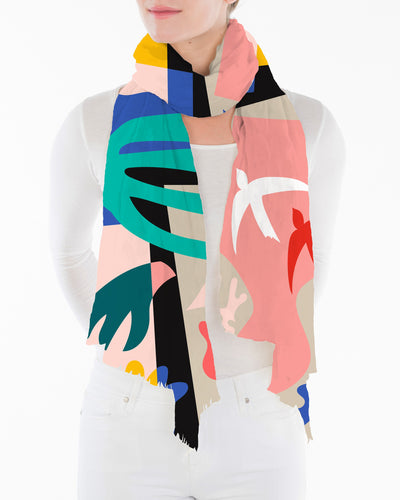 Colorful Thoughts Scarf
