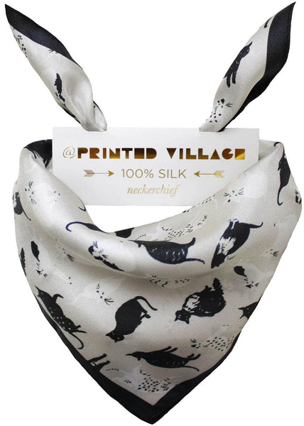 Cats Neckerchief