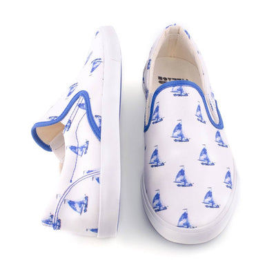 Sailboat Slip On