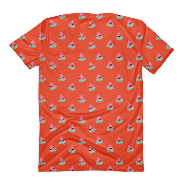 Watermelon sublimation t-shirt