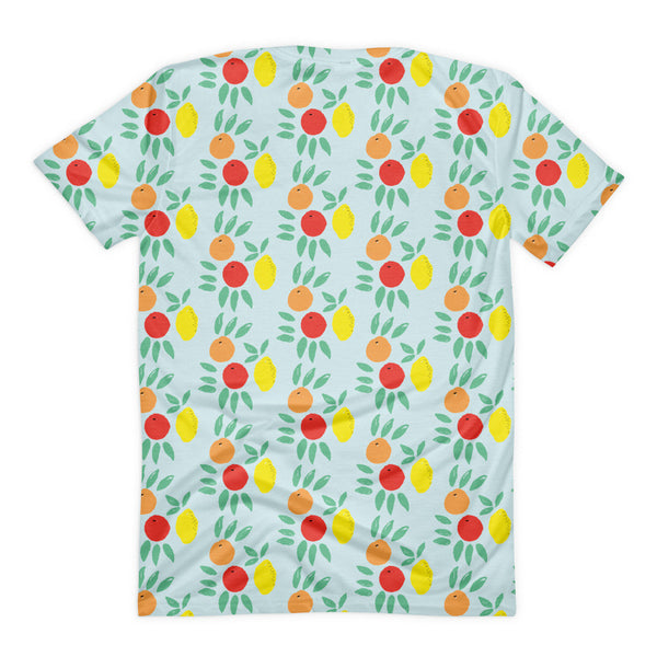 Oranges & Lemons sublimation t-shirt