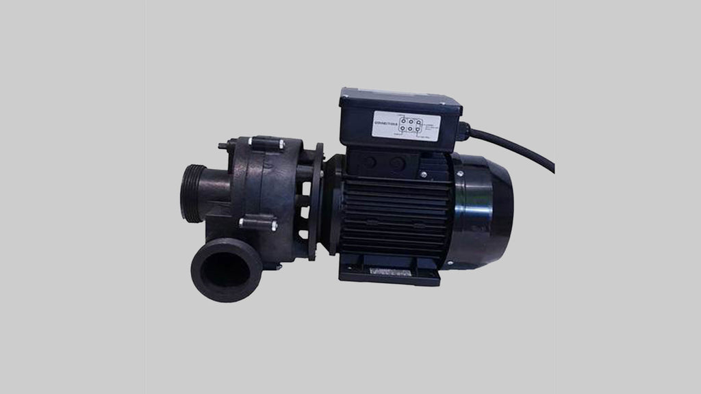 Parts- Balboa 2-Speed Service Pump