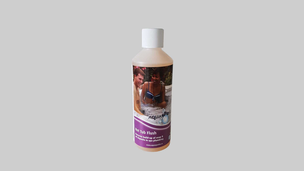 Chemicals- Hot Tub Flush 500ml
