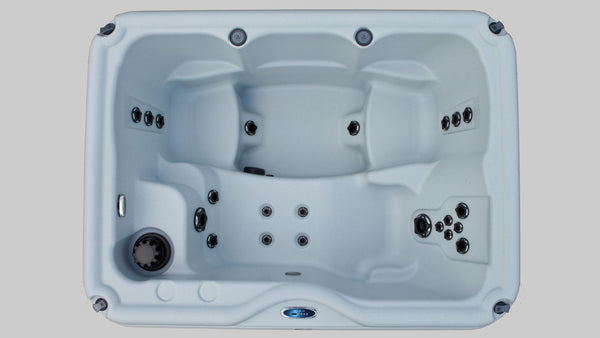 Sport Square Mini Hot Tub Package - Hot Tubs - 2