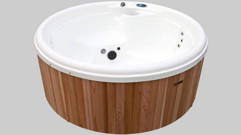 Sport Deep Lite Hot Tub Package (New 2017)