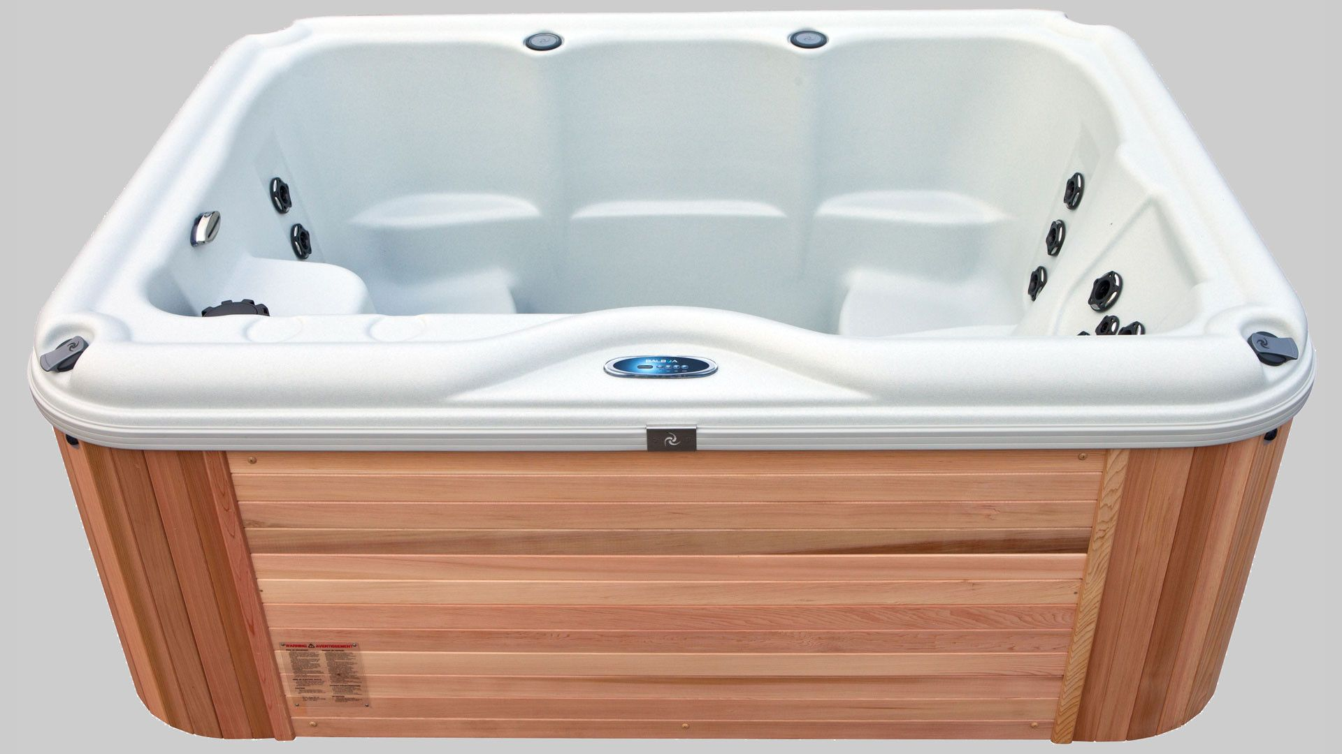 Sport Square Mini Hot Tub Package - Hot Tubs - 1