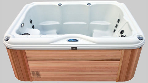 Sport Square Mini Hot Tub Package