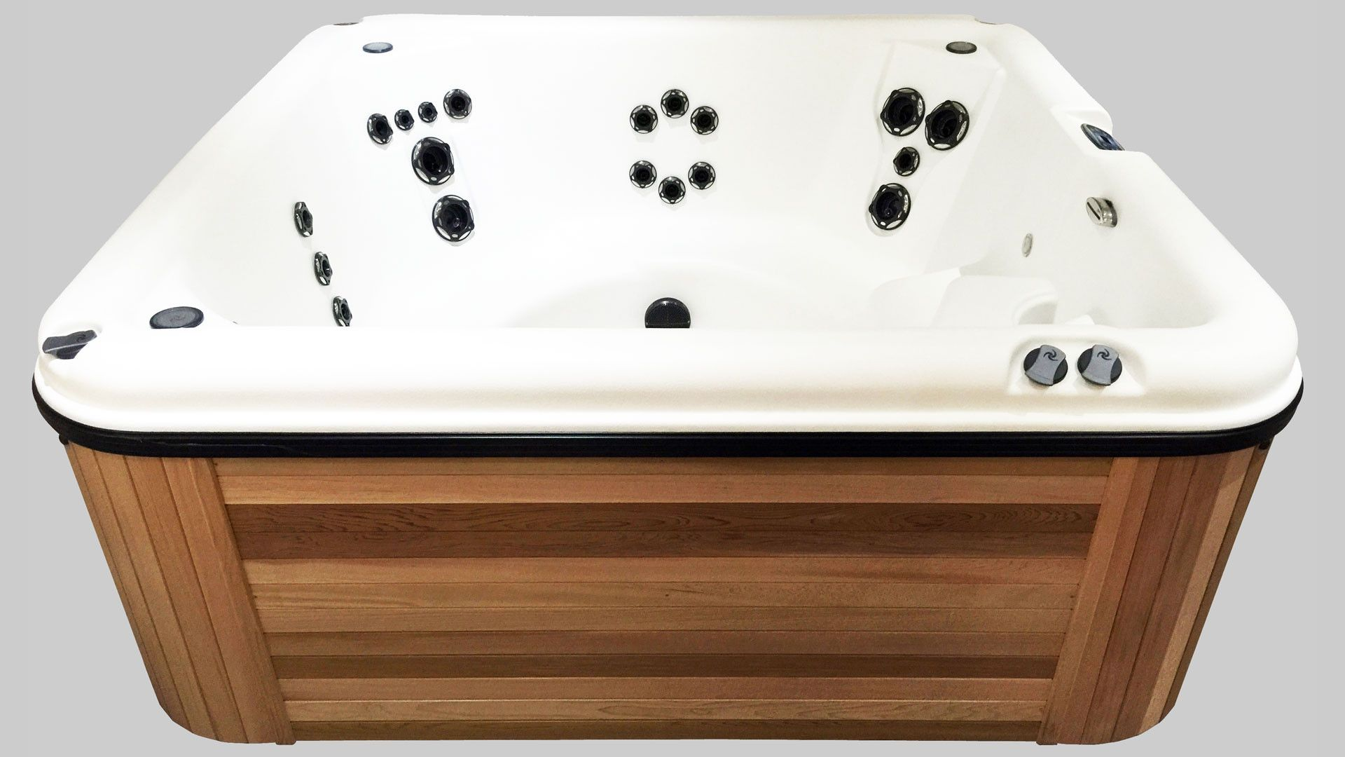 Sport Square Premium Hot Tub (Package) - Hot Tubs - 1