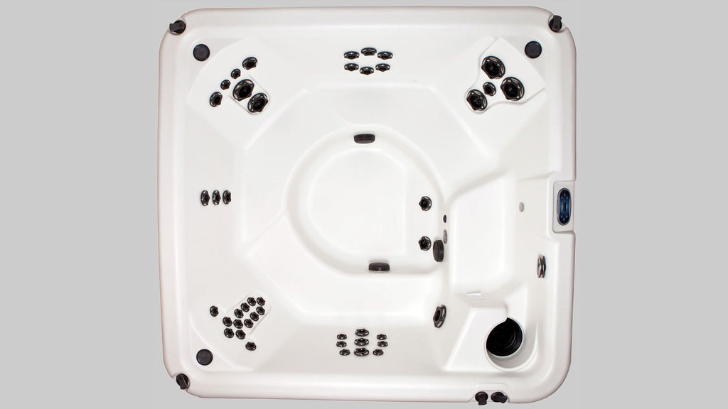 Sport Square Premium Hot Tub (Package) - Hot Tubs - 3
