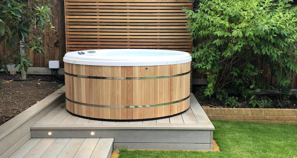 Wooden Hot Tubs by Urban Cedar Hot Tubs as seen on TV