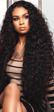 Brazilian Remy Deep Water Wave Human Hair Bundles