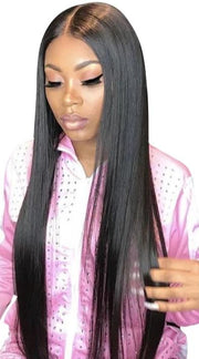100% Brazilian Human Hair Straight Bundles