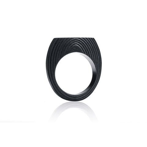 Relief Cut Ring (Men)