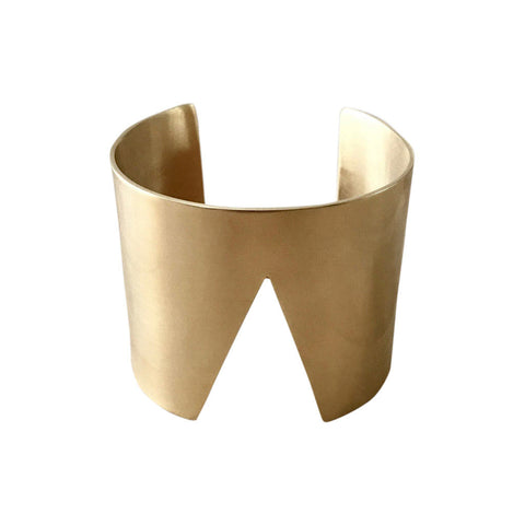 Triangle Wide Cuff