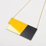 Form Panel Necklace