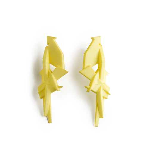 Fragments Earrings 2