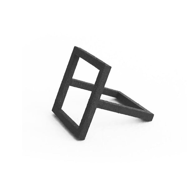 Form II Squares Ring