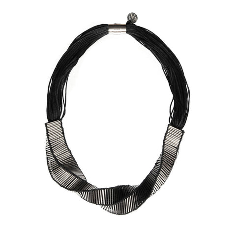 MCE Swirl Big Necklace