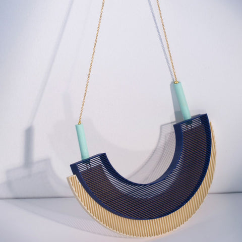 Moiré Isla Necklace