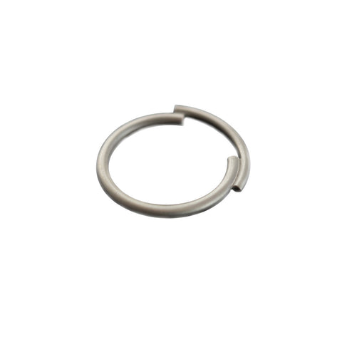 Architectural Silver Ring N°3