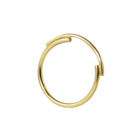 Interlocking Circle Ring N°7