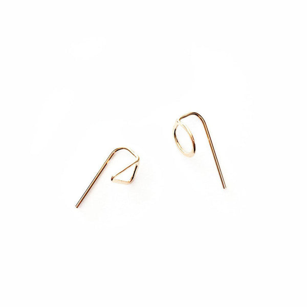 Mixer Threader Earrings