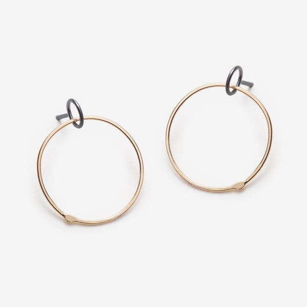 SRS2 Hoop Earrings