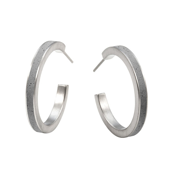 Thin Concrete Hoops