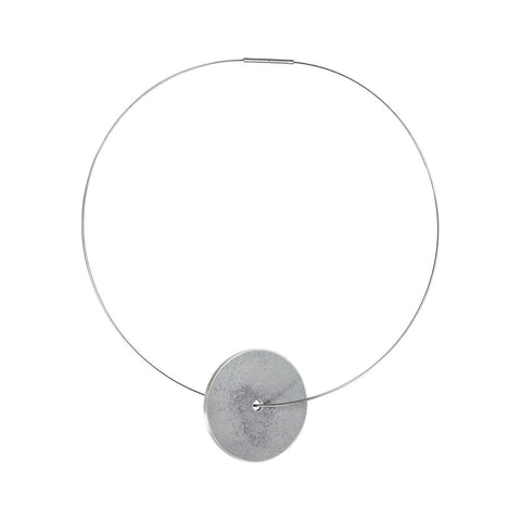 Small Discus Necklace