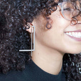 Cuene + Cue Mismatched Earrings