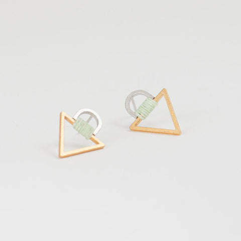 Tab Triangle 2 Studs