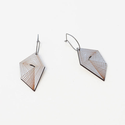 Warp 2 Earrings