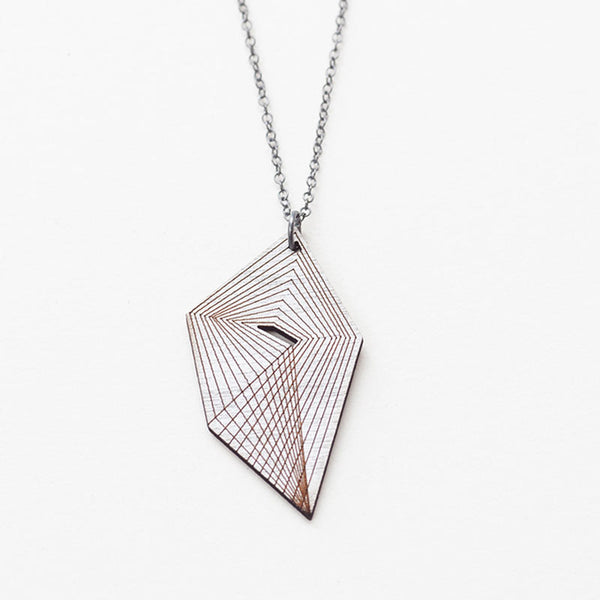 Warp 2 Necklace