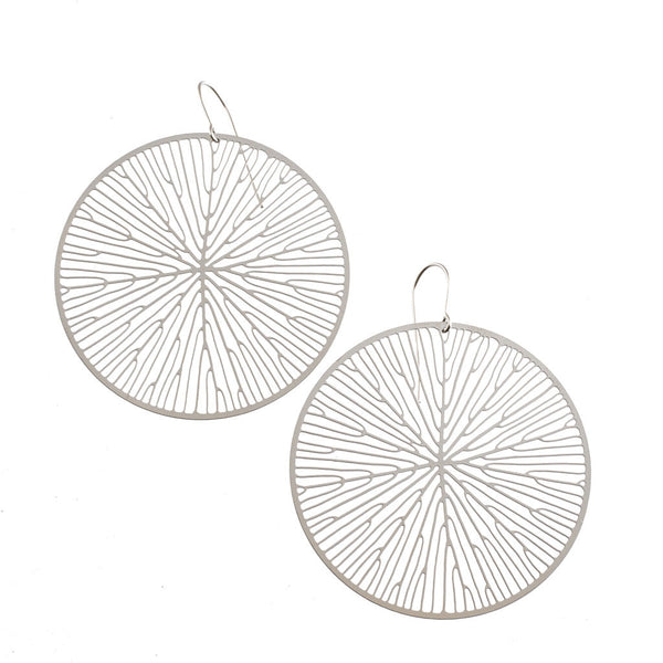 Peltate Earrings