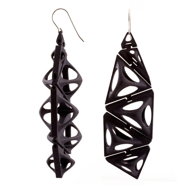 Tetra Kinematics 6e Earrings