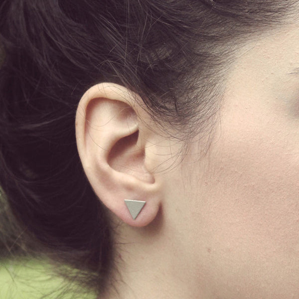Simple Triangle Studs