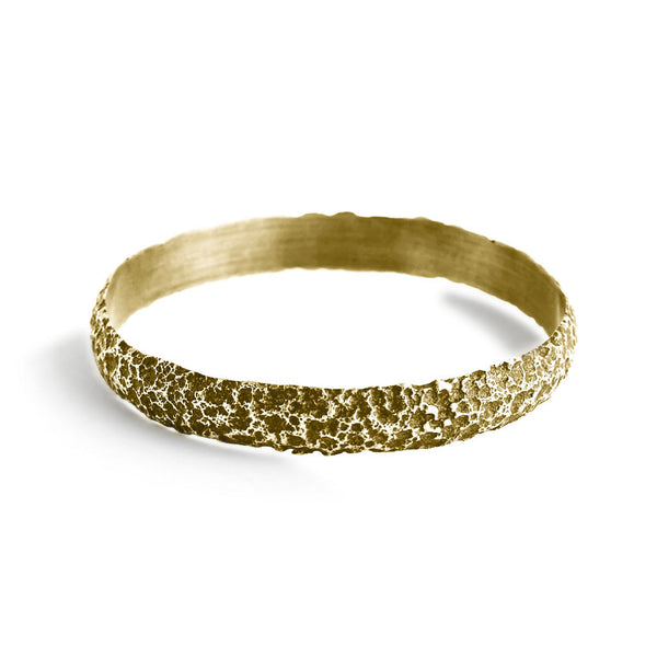 Patinaed Bangle