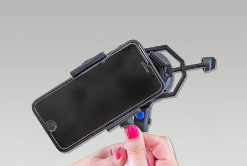Cell Phone Adaptor for Bio/Screen </br></br></br>