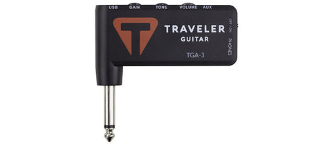 Traveler Guitar TGA-3 Portable Headphone Amp