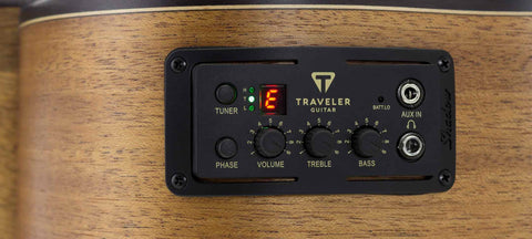 Traveler Guitar CL-3EQ