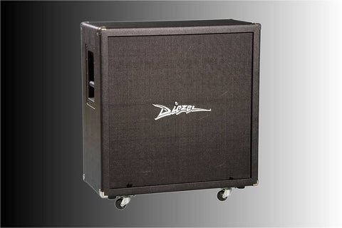 "Diezel 4x12"" Rear Loaded Cabinet / Celestion G12-65"