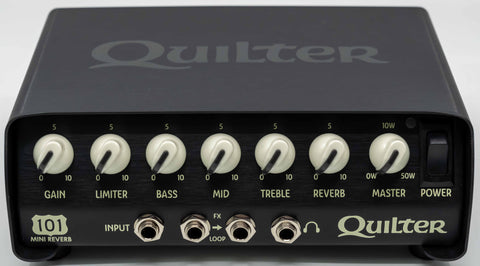 Quilter Performance Amplification - 101 Reverb - Head