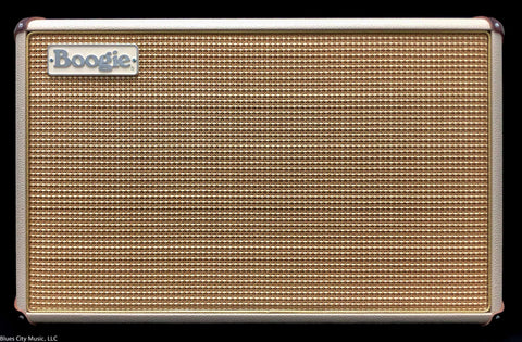 "Mesa Boogie California Tweed 23 - 1x12"" Cabinet"