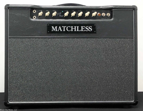 Matchless DC-30R - (30 Watt Combo with Reverb, 1/2 Power Switch, Effects Loop)