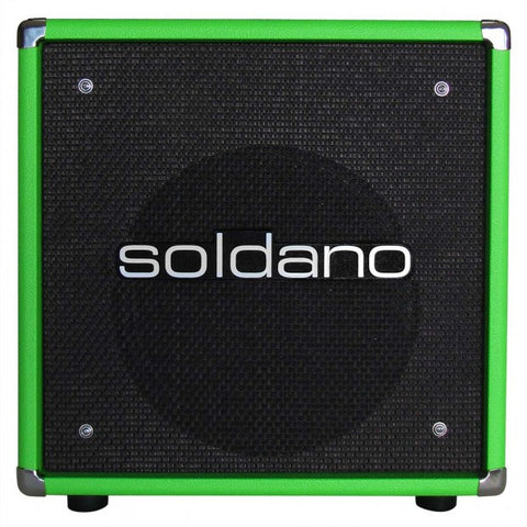 "Soldano 1x12"" closed back cabinet (no speaker)"
