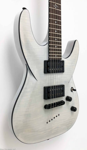 Diamond Guitars Barchetta STF - Trans White